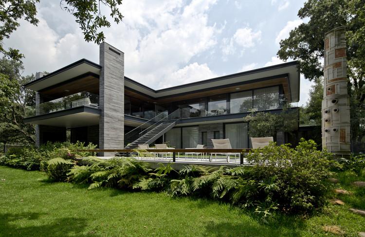 Casa S  / Pascal Arquitectos, © Marcos Betanzos