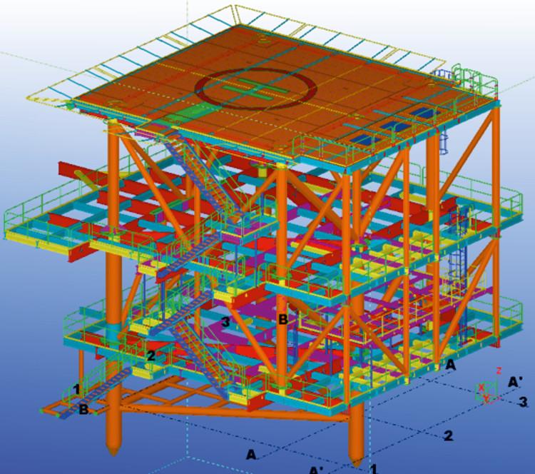 Seminario BIM Internacional Ingeniería para la Minería, Tekla Structures