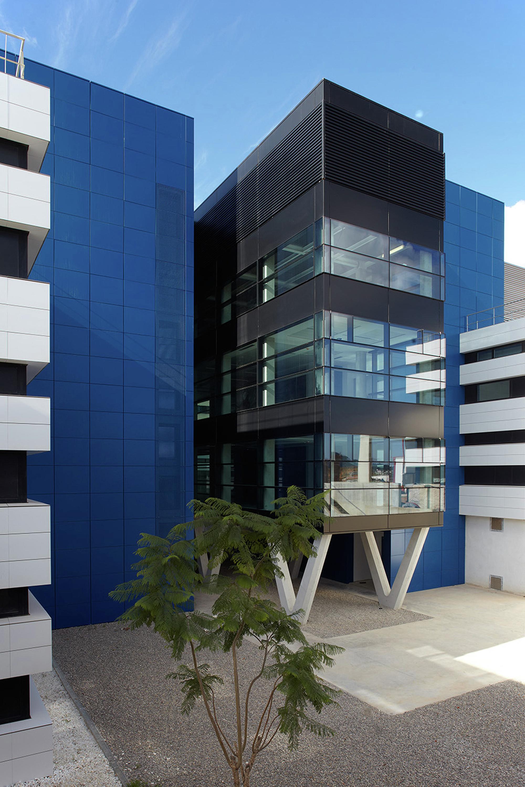 Gallery of can misses hospital luis vidal arquitectos 6 - Arquitectos ibiza ...