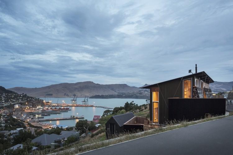 Lyttelton Studio Retreat / Bull O'Sullivan Architecture, © Patrick Reynolds
