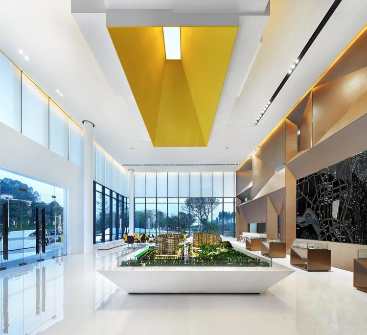 Centro de ventas heaven realm garden c c design co for Suzhou architecture gardens landscape planning design company limited