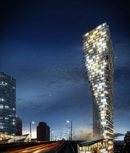OMA And Ole Scheeren's Interlace Named World Building Of