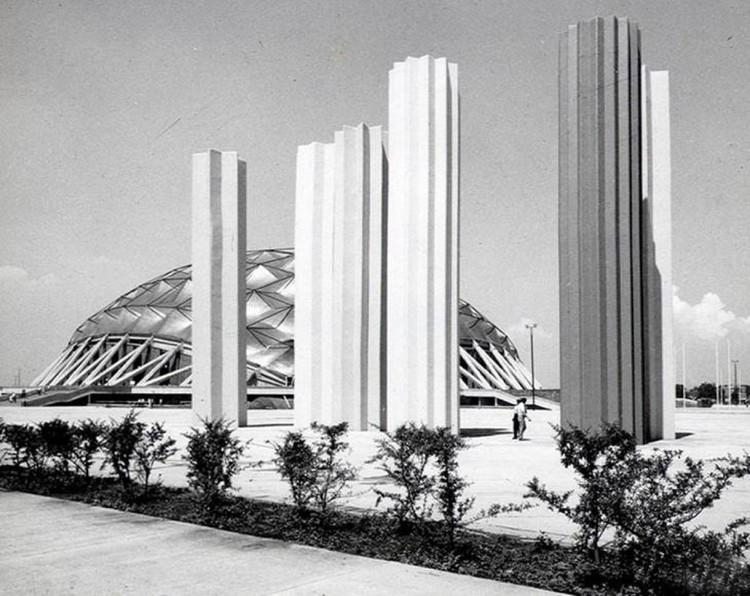 Clásicos de Arquitectura: Ruta de la Amistad / Mathias Goeritz y Pedro Ramírez Vázquez, vía Fomento Cultural Banamex