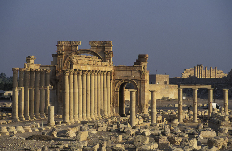Heritage & Conflict: Syria's Battle to Protect its Past, © iStock RPMGas