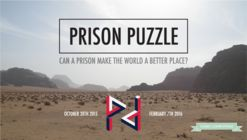 Call for submissions: Prison Puzzle