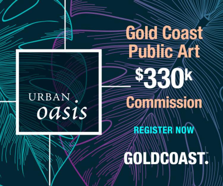 Urban Oasis Design Competition, Urban Oasis Public Art Commission
