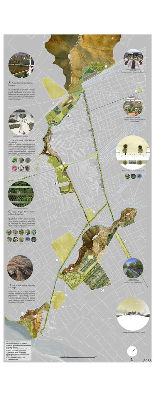 Archivo: Proyectos Urbanos, Cortesía de Santiago Cerros Isla