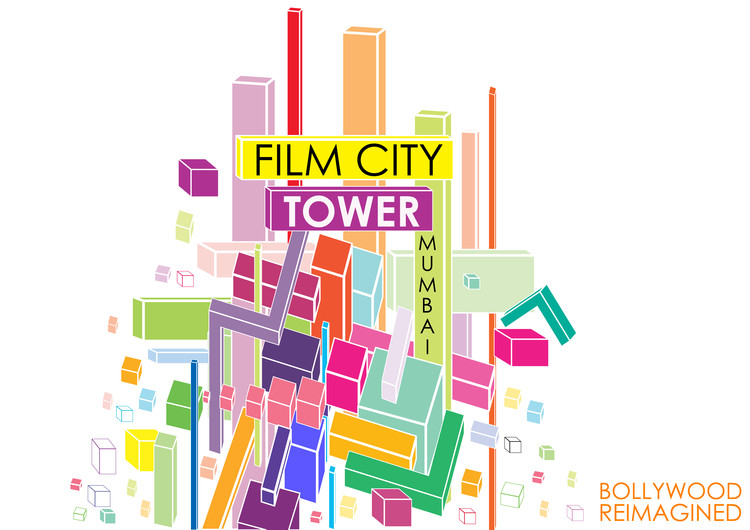 Open Call: Film City Tower - Bollywood Reimagined, Film City Tower, Courtesy: archasm