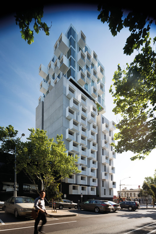 Australian Institute of Architects Announces 2015 National Architecture Awards, Frederick Romberg Award – Upper House / Jackson Clements Burrows Architects (Vic). Image © John Gollings