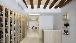 Soif d'Ailleurs Wine Store / Atela Architectes