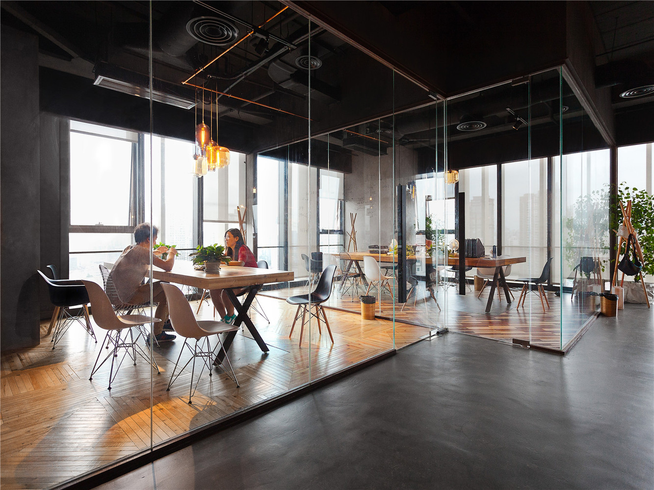 innovative ppb office design. LEO Office,© LlLab Innovative Ppb Office Design E