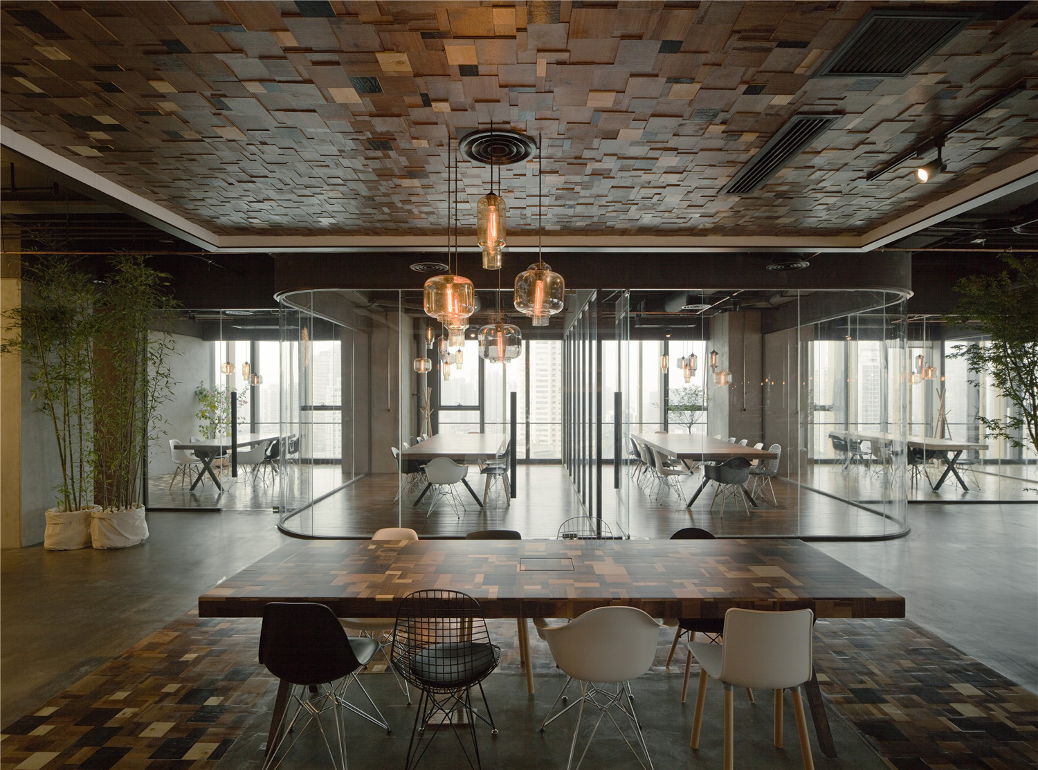 Leo office lllab archdaily - Best interior design websites 2017 ...