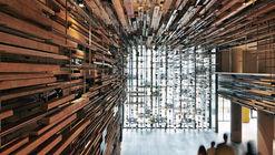 March Studio's Hotel Lobby in Australia Named World's Best Interior of 2015