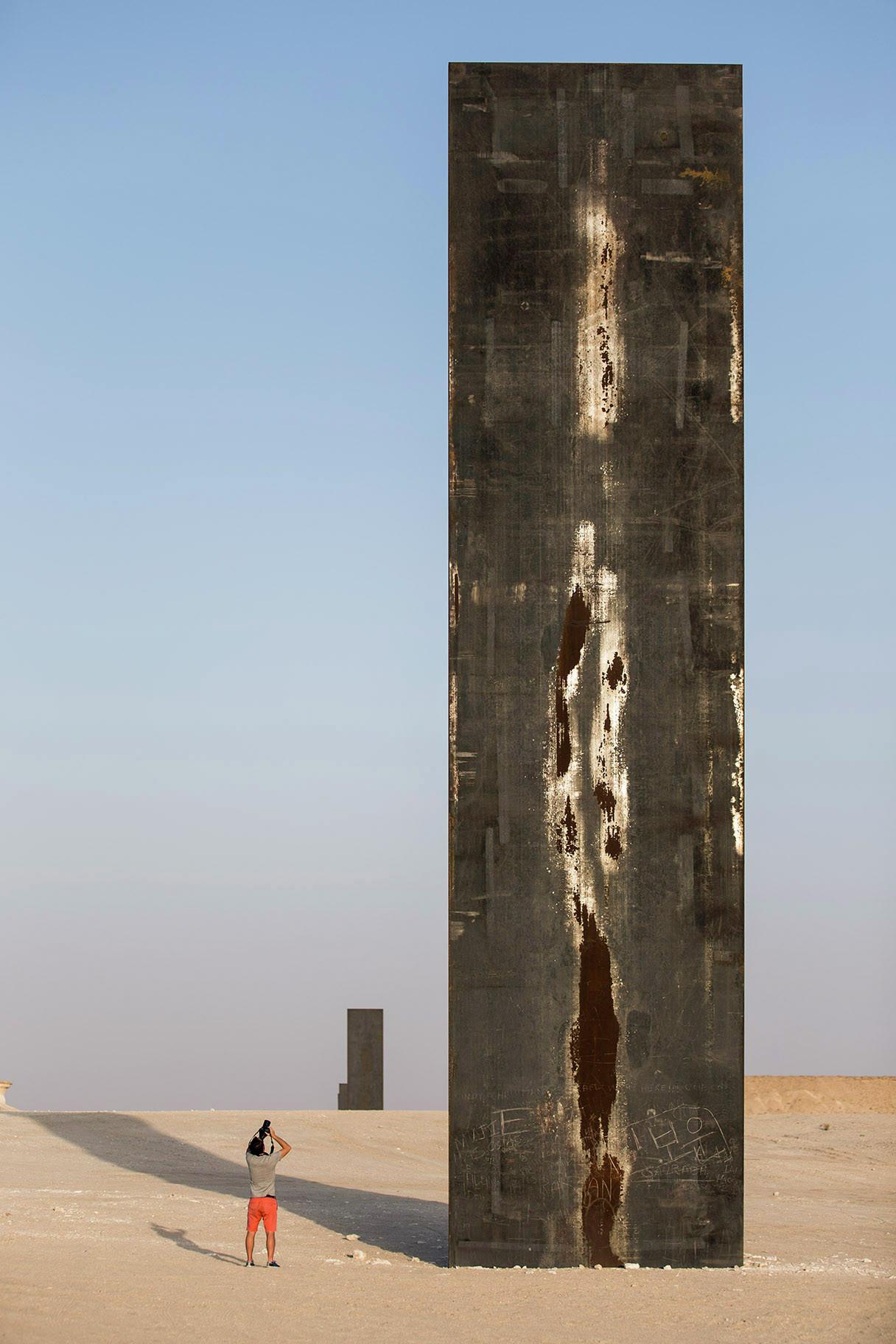 "WSJ. Magazine elege Richard Serra e Thomas Heatherwick os ""inovadores do ano"""