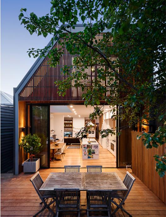 Residence in Hawthorn / Alexandra Buchanan Architecture, © Itsuka Studio