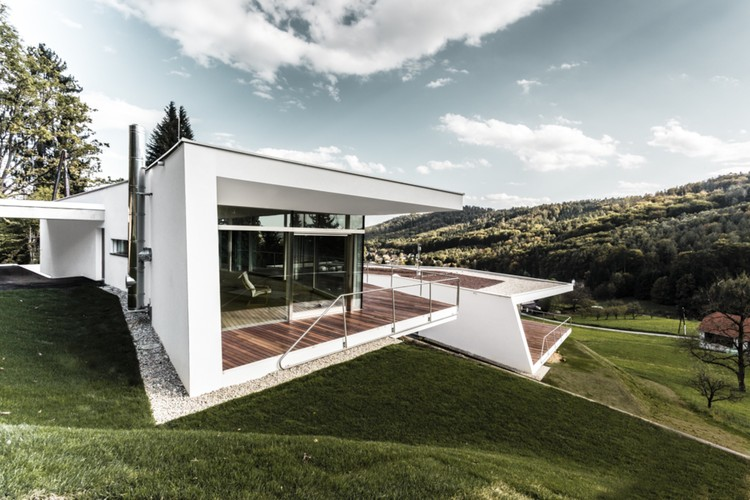 Villas 2B / LOVE architecture and urbanism, © Tamara Frisch