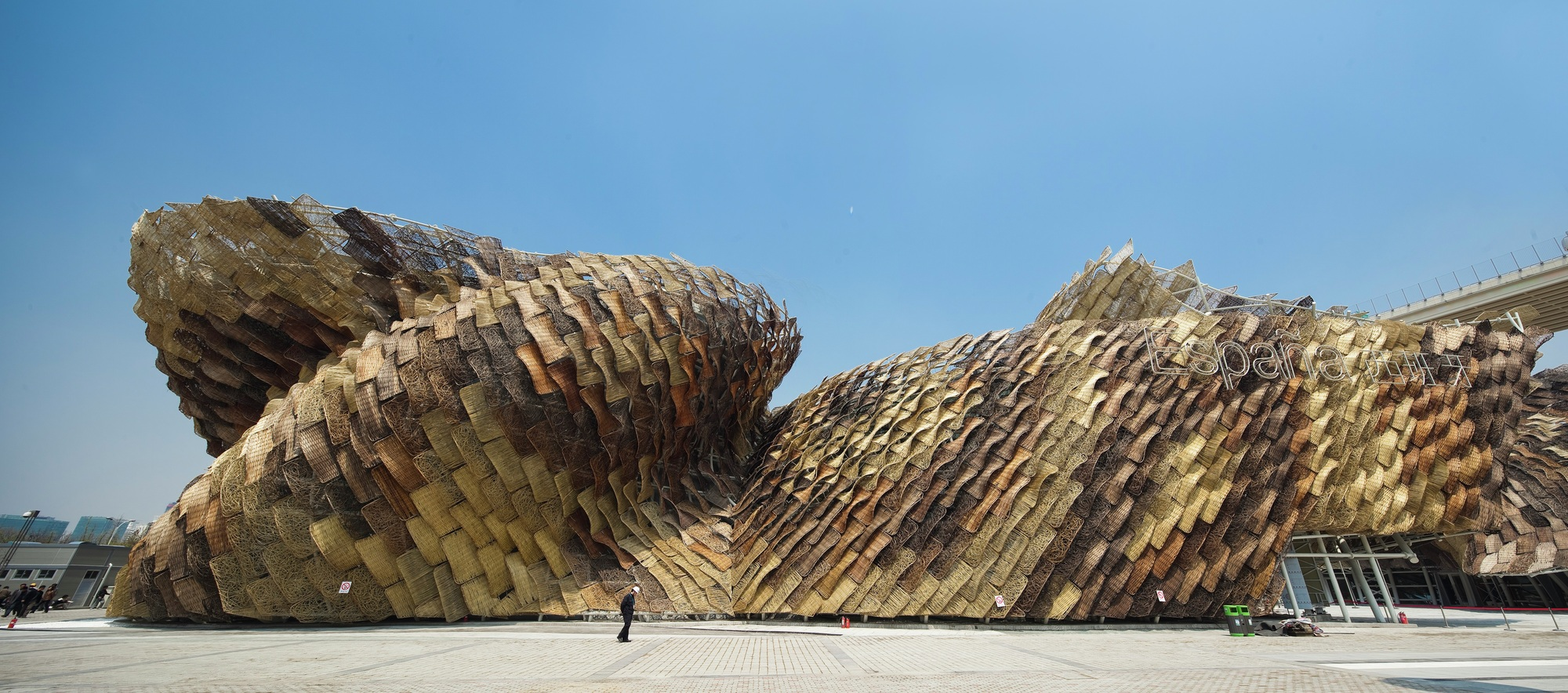 Interview with benedetta tagliabue looking at buildings - Best architects in the world ...