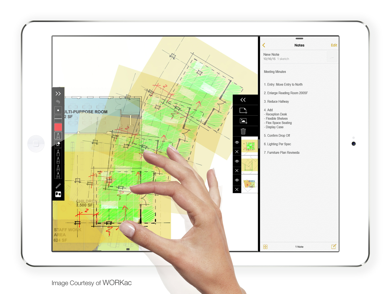 Gallery of AD App Guide Morpholio Releases TracePro for iPad Pro 2