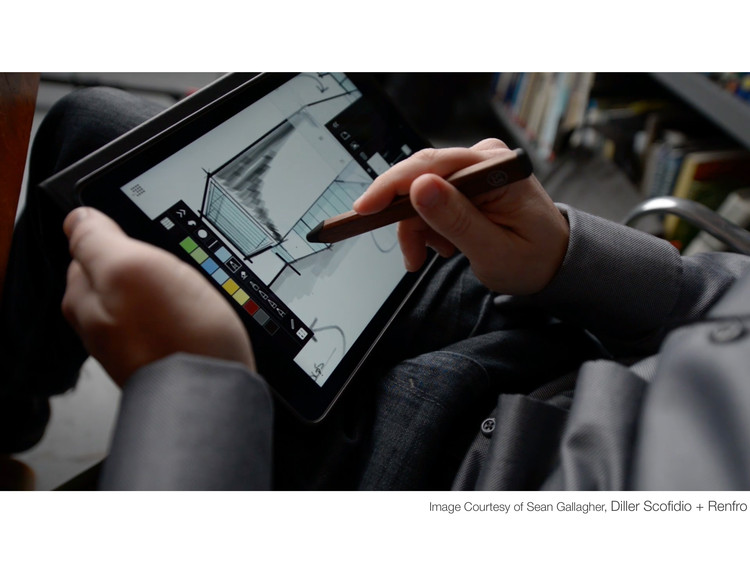 Architecture Drawing Ipad ad app guide: morpholio releases tracepro for ipad pro | archdaily