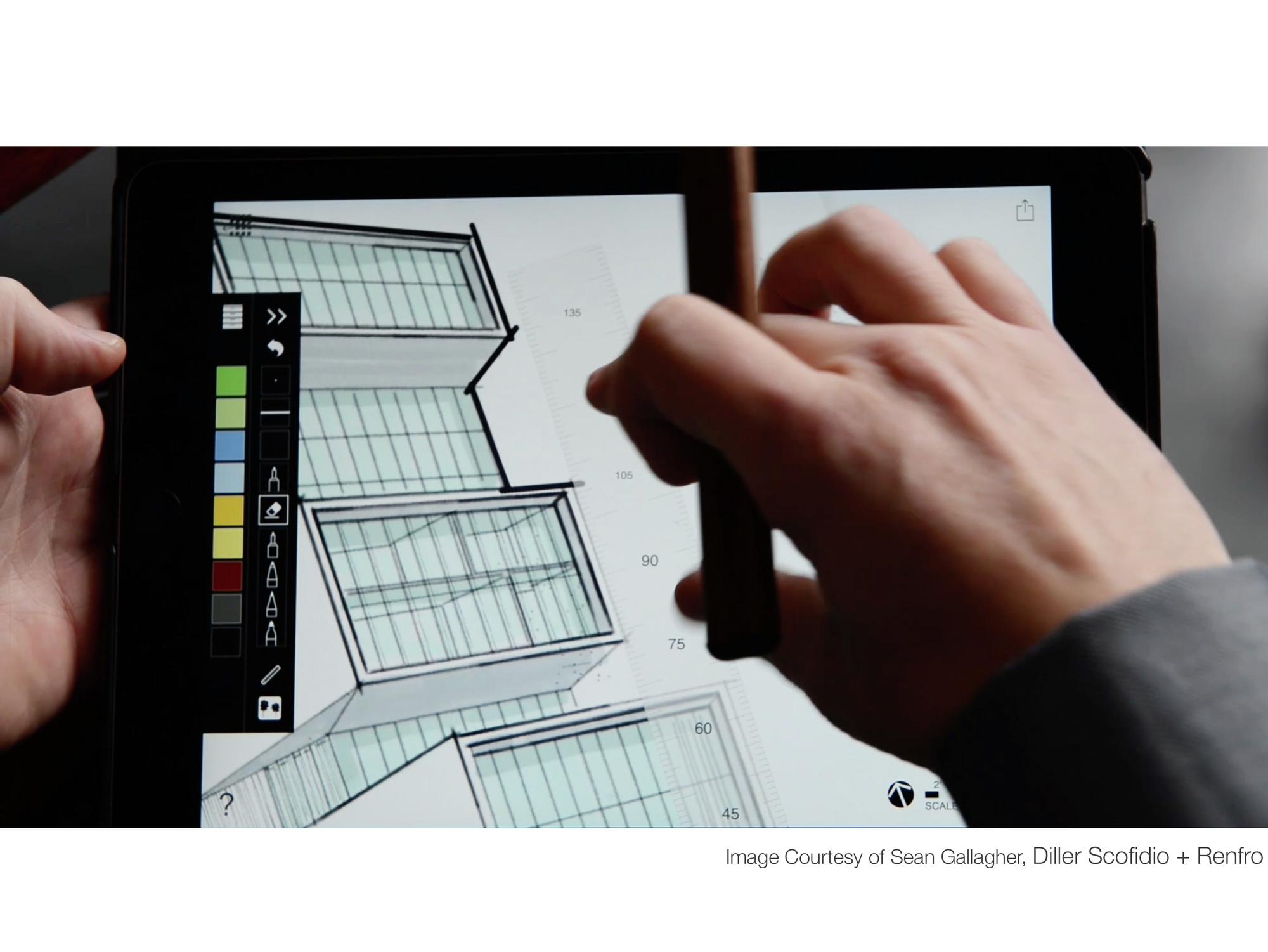 Gallery of ad app guide morpholio releases tracepro for ipad pro 7 - Application architecture ipad ...