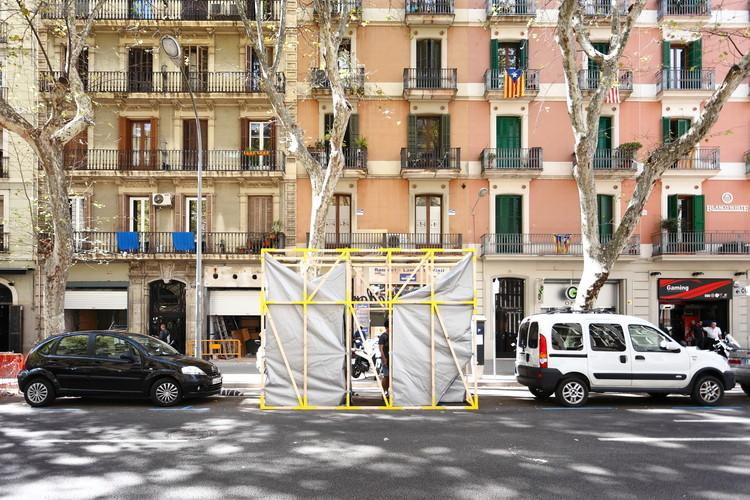 #UrbanMaking: inclusão e inovação no mobiliário urbano de Barcelona, O Empatizador. Imagem © Aitor Estévez