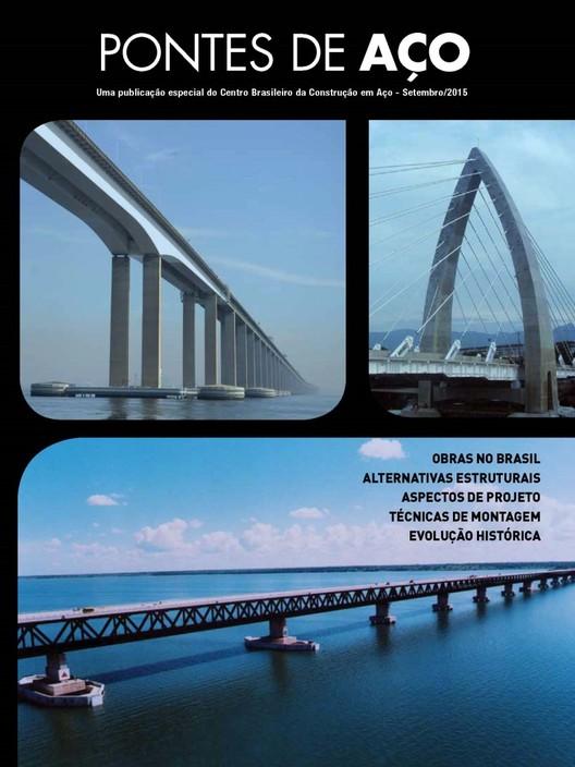 CBCA lança publicação especial em consonância com processo de normalização de Pontes de Aço e Mistas, Cortesia de CBCA