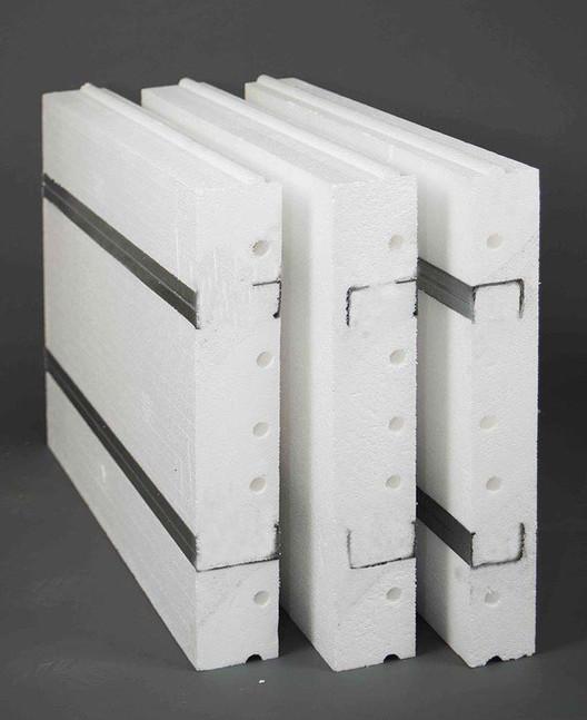 Sistema constructivo unidades modulares de poliestireno - Material aislante para paredes ...
