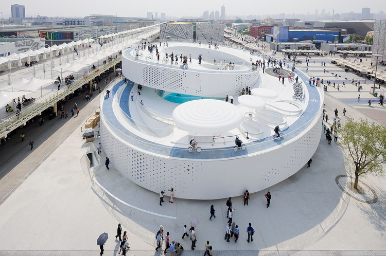 The Business of Design Success: How did BIG Get So... Big?, Danish Pavilion at the 2010 Shanghai Expo. Image © Iwan Baan
