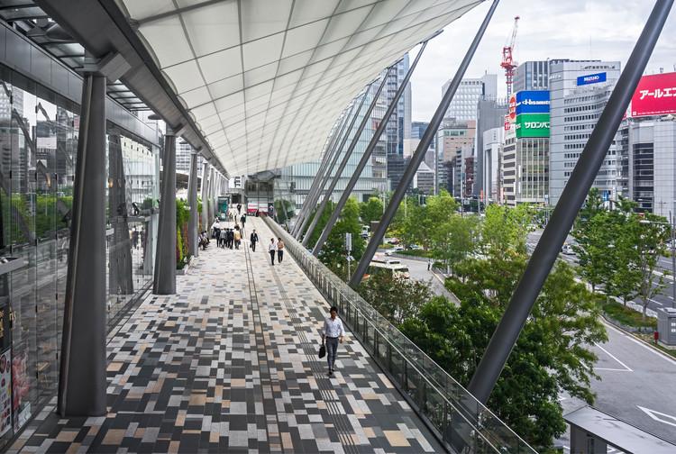 Tokyo Station Yaesu Redevelopment / JAHN, © Rainer Viertlbock