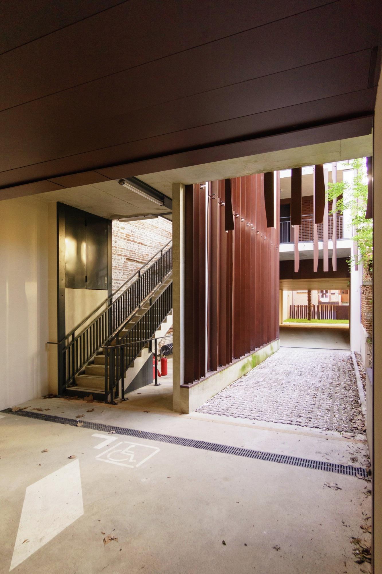 galer a de residencia yaoitcha taillandier architectes associ s 3. Black Bedroom Furniture Sets. Home Design Ideas