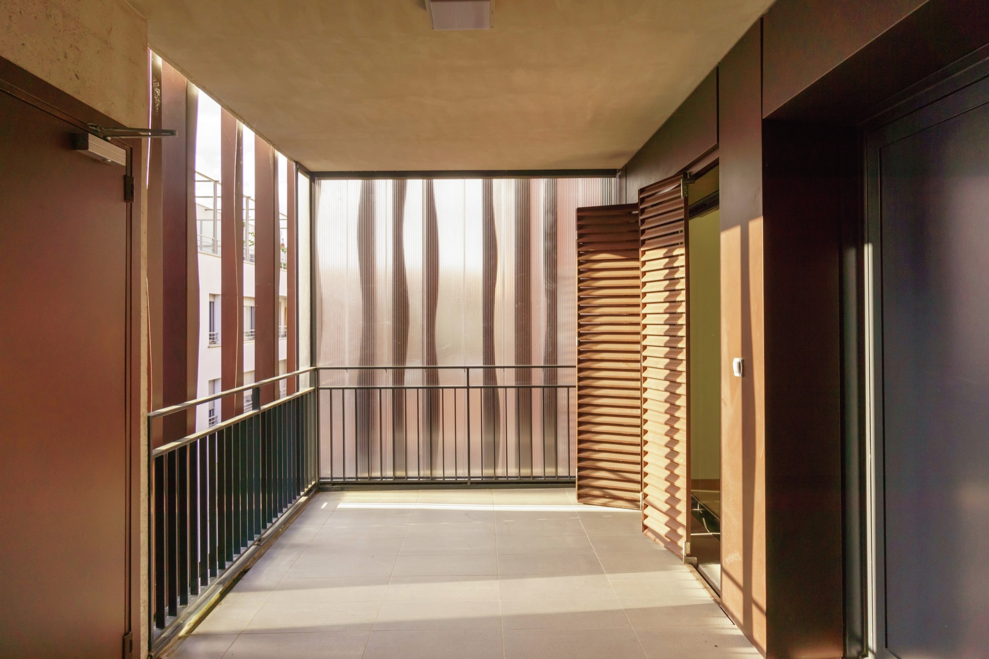 galer a de residencia yaoitcha taillandier architectes associ s 4. Black Bedroom Furniture Sets. Home Design Ideas