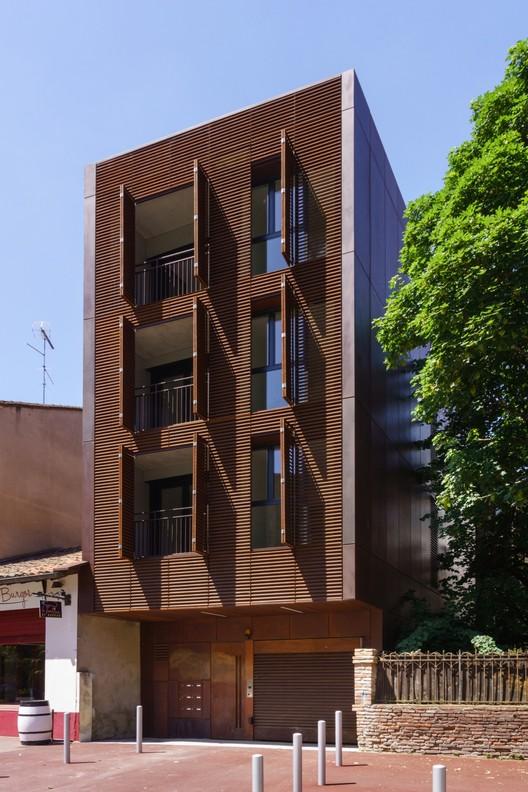 Residencia Yaoitcha / Taillandier Architectes Associés, © TAA : T. Cecconi
