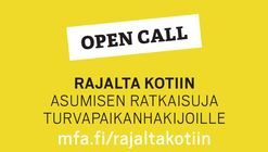 Open Call: From Border to Home - Housing Solutions for Asylum Seekers