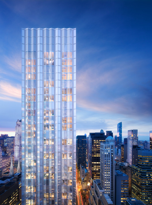 New Images Released of Foster + Partners' Seagram-Adjacent Condos in New York, © DBOX
