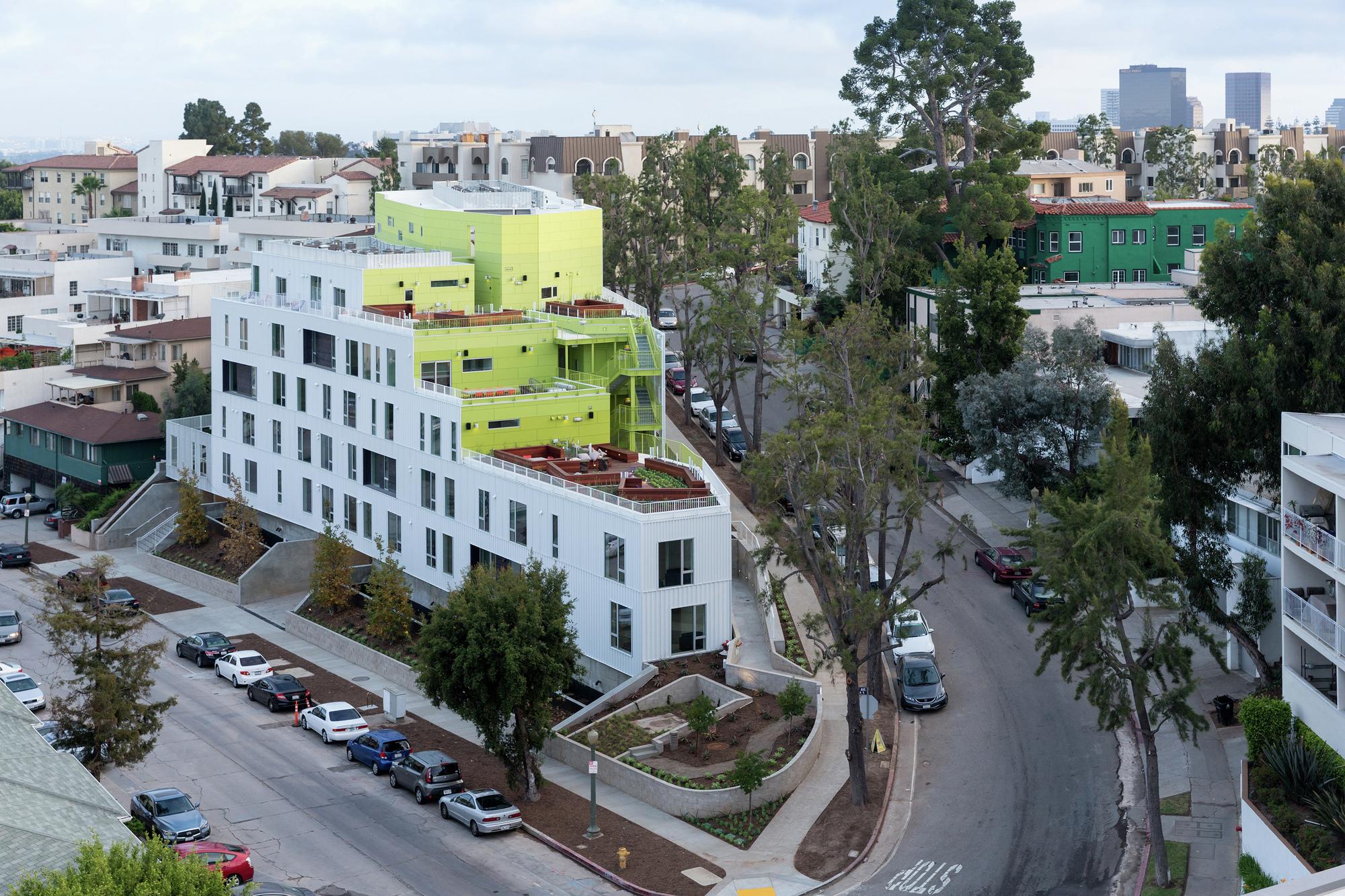 Construction Cost Apartment Building Los Angeles