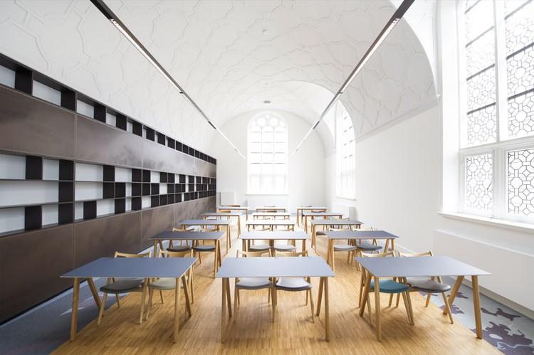 The Old Library / BK. architecten + Stephanie Gieles Interieurontwerp + KREUK architectuur, © Arnaud Roelofsz Den Haag