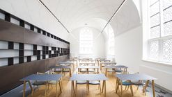 A Antiga Biblioteca / BK. architecten + Stephanie Gieles Interieurontwerp + KREUK architectuur