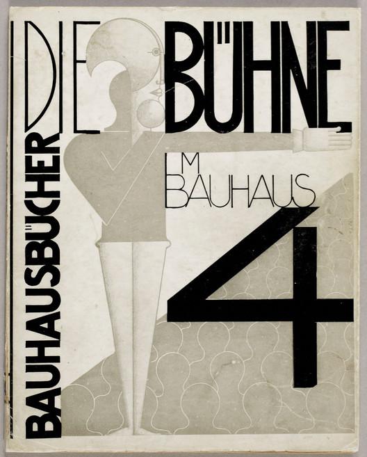 """""""Die Bühne im Bauhaus"""". Image vía Monoskop"""