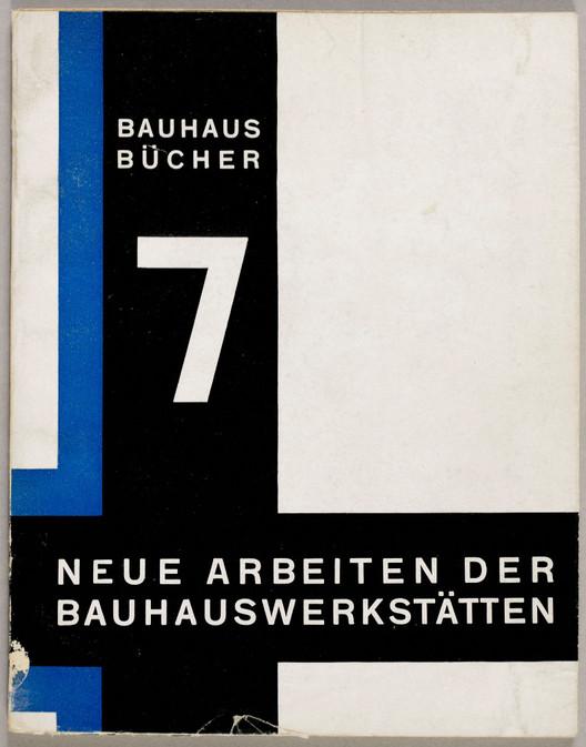 """Neue Arbeiten der Bauhauswerkstätten"". Image vía Monoskop"