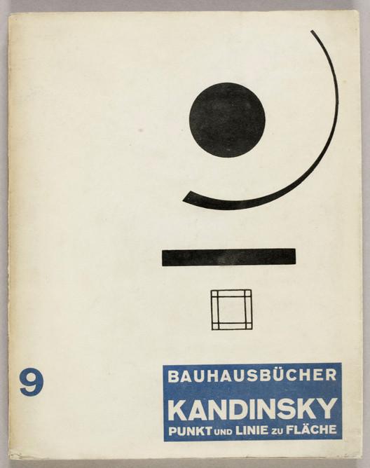 """""""Punkt und Linie zu Fläche: Beitrag zur Analyse der malerischen Elemente"""" / Kandinsky. Image vía Monoskop"""