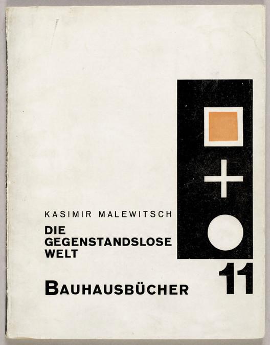 """""""Die gegenstandslose Welt"""" / Kasimir Malewitsch. Image vía Monoskop"""