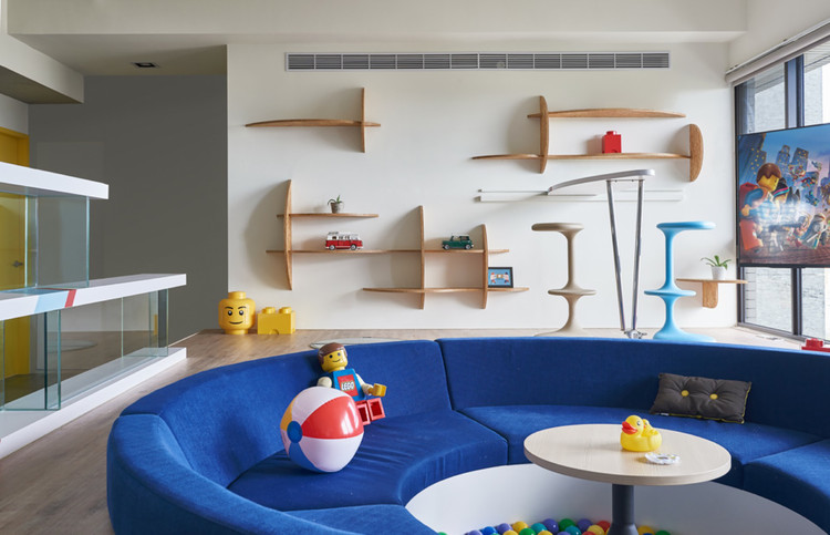 La Piscina de Juego Lego / HAO Design, © Hey!Cheese