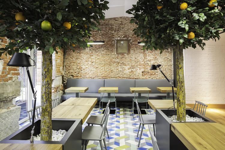 Restaurante Gust  / Zooco Estudio, © Orlando Gutierrez