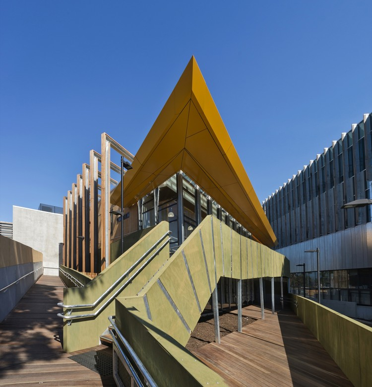 Bubup Nairm Children's Centre / GHD Woodhead, © Martin Saunders Photography