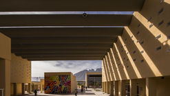 Community Center San Bernabé / Pich-Aguilera Arquitectos