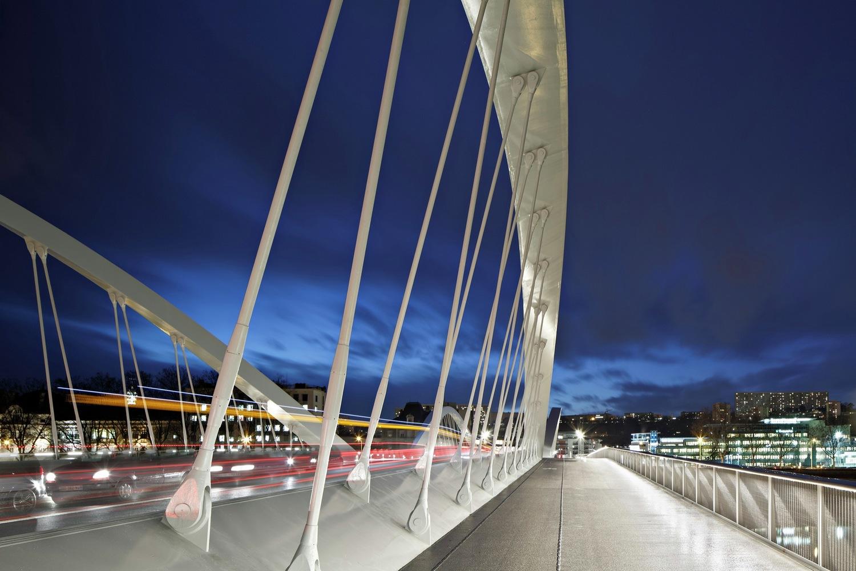 Gallery Of Schuman Bridge Explorations Architecture 4