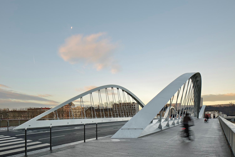 Gallery Of Schuman Bridge Explorations Architecture 2