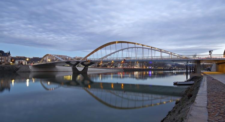 Ponte Schuman / Explorations Architecture, © Guillaume Satre
