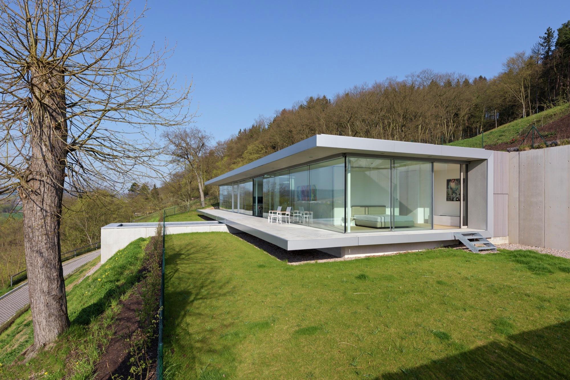 Gallery Of Villa K Paul De Ruiter Architects 7