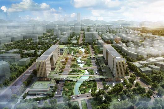 Courtesy of KUAN Architects